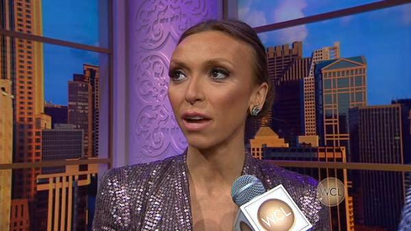 Giuliana Rancic Gets the 2 Minute Warning