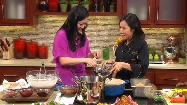 Korean Cooking with Chef Beverly Kim