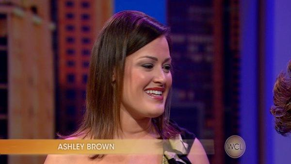 Ashley Brown performs on WCL & at Ravinia
