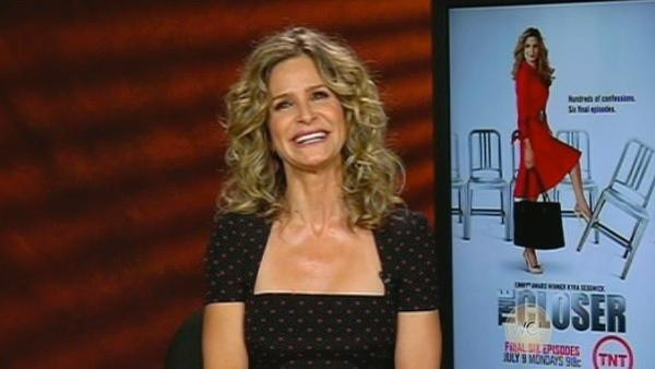Kyra Sedgwick on the End of TNT's