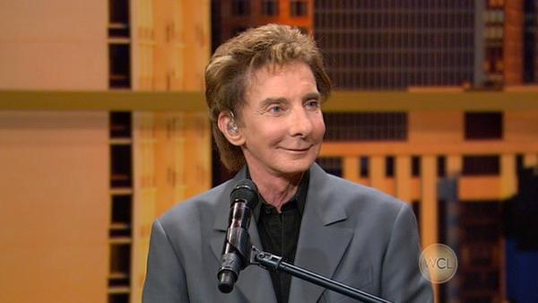 Barry Manilow Sings his Jingles