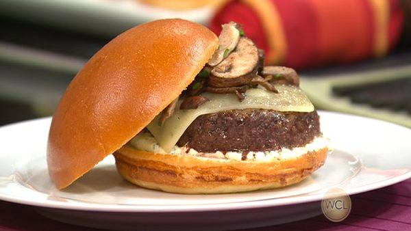Spruce up your burger with Chef Amanda Downing