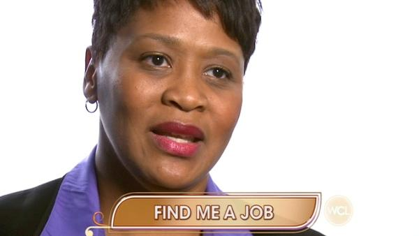 Find Me a Job: Denyel Reed