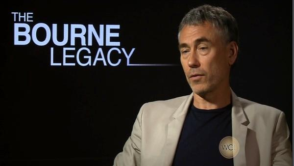 The Bourne Legacy with Ed Norton & Director, Tony Gilroy