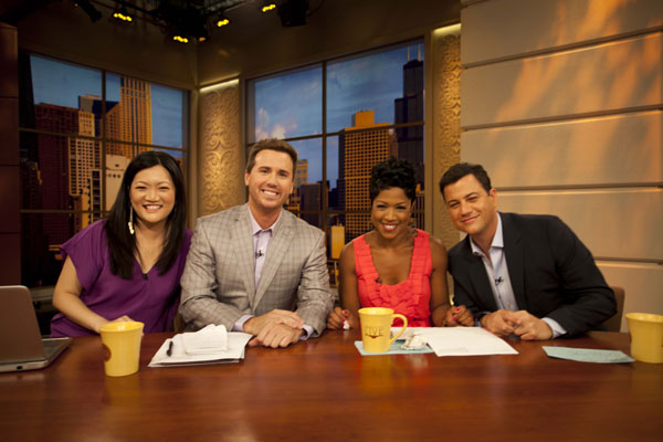 "<div class=""meta image-caption""><div class=""origin-logo origin-image ""><span></span></div><span class=""caption-text"">Jimmy Kimmel in Host Chat with Ryan, Val, and Ji on August 8, 2011. (Tyler Furlan)</span></div>"