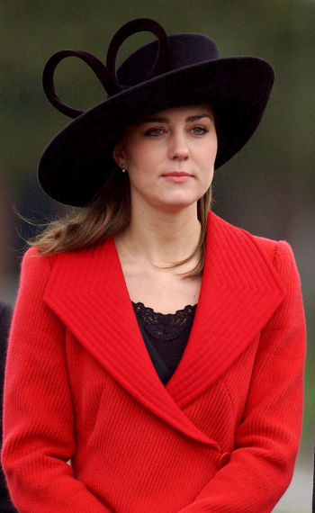 Kate Middleton, seen in this Dec. 15, 2006 file photo, is to marry Britain&#39;s Prince William in 2011, according to an announcement by Clarence House in London, Tuesday Nov. 16, 2010. Further details about the wedding day will be announced in due course.&#40;AP Photo&#47;Ben Gurr, pa, file&#41;  <span class=meta>(AP Photo&#47; Ben Gurr)</span>