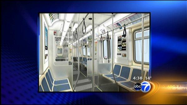 New CTA rail cars on the way
