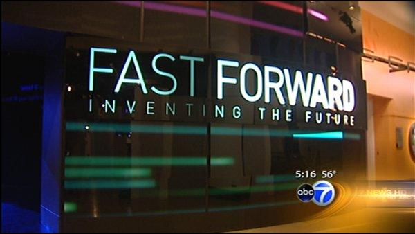 'Fast Forward' into the future at MSI