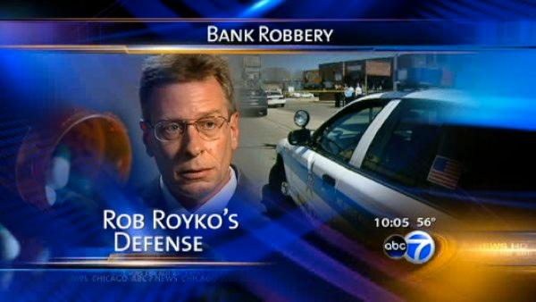 ABC7 Exclusive: Rob Royko's defense
