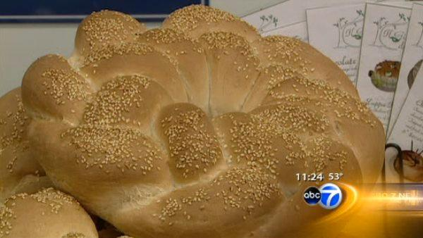 Celebrate St. Joseph's Day with bread