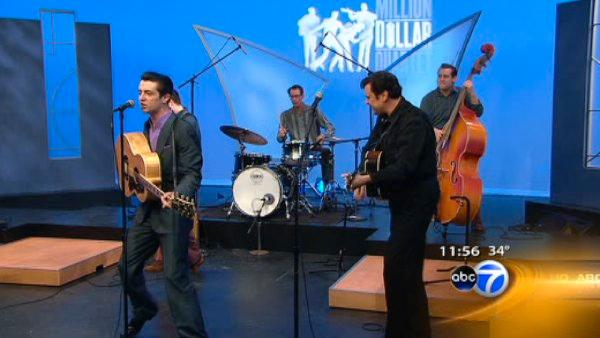 Million Dollar Quartet  Rocks Chicago