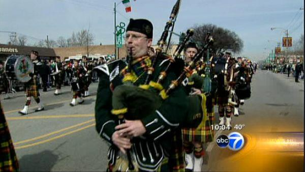 South Side Irish Parade canceled for 2010