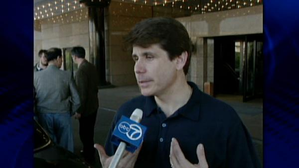 Blagojevich is back in the spotlight - again