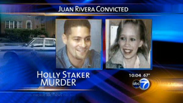 Rivera found guilty in 1992 murder
