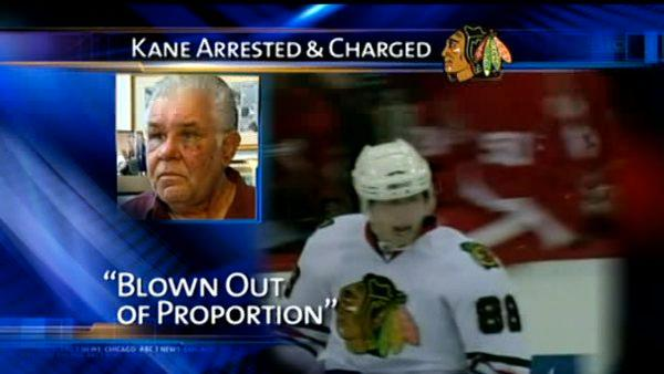 Kane pleads not guilty in 20-cent beating case