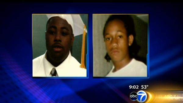 3 teens mourned, suspects still at large