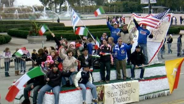 2009 Columbus Day Parade Part 7