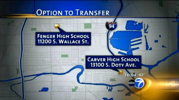 CPS gives Fenger students option to transfer