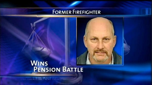 Convicted arsonist keeping CFD pension