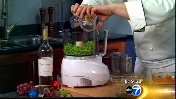 Holiday Appetizer Recipes from Chef Chris Koetke