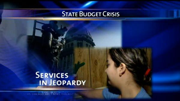 State-funded services in jeopardy with budget crisis