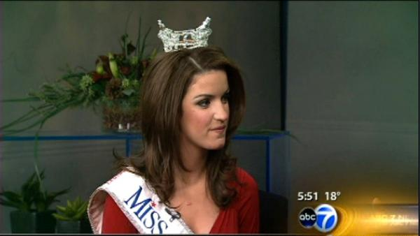 Miss Illinois 2009 Erin O'Connor