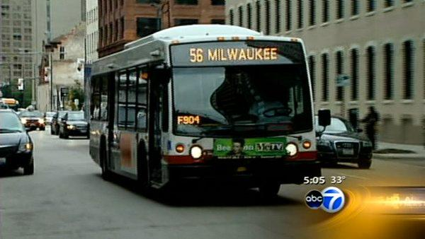 Major CTA cuts take effect Sunday