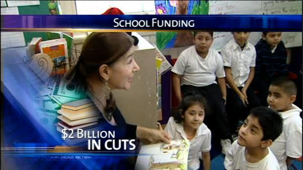 Schools prepare for massive cuts