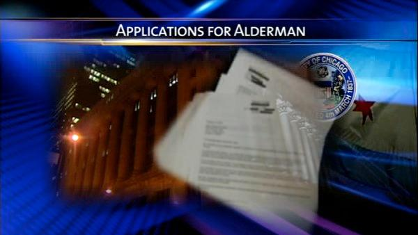 City releases list of aldermanic applicants