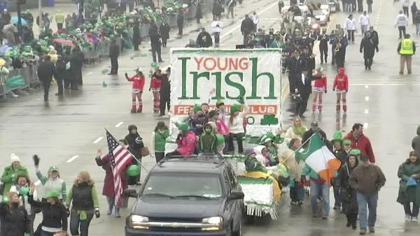 Downtown St. Patrick's Day Parade, Part 2