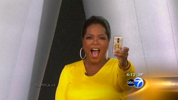 Oprah to move into nighttime TV