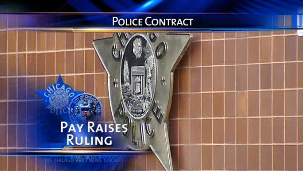 City wins arbitration over police pay raise