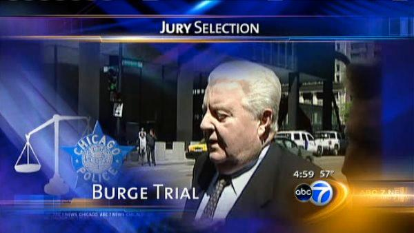 Jury selection begins in Burge trial