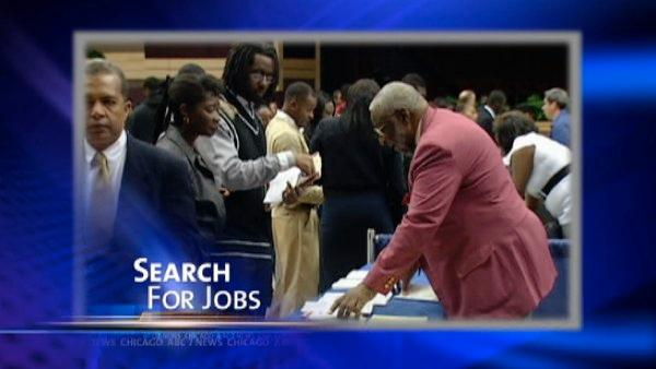 Job fair held on Chicago's South Side