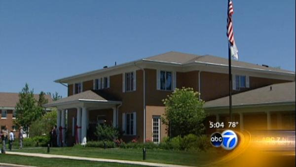 Fisher House opens at Hines VA hospital