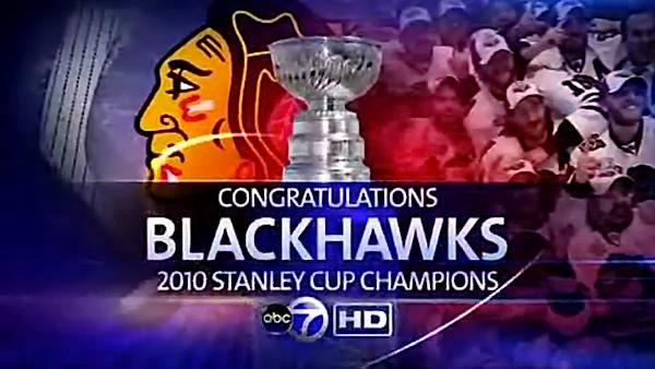 ABC7 Celebrates the Blackhawks Victory Parade Coverage