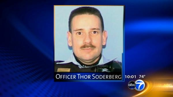 Chicago police officer killed in South Side shooting