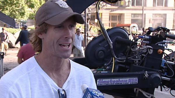 'Transformers' director: 'Most fun' shooting in Chicago