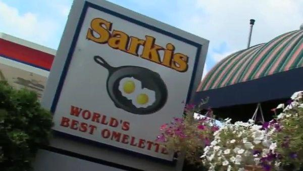 190 Big Deal: Sarkis' Cafe