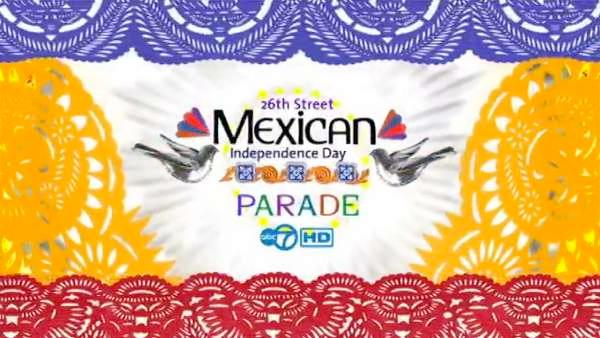 26th Street Mexican Independence Day Parade