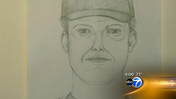 Police release new sketch of two-state shooter