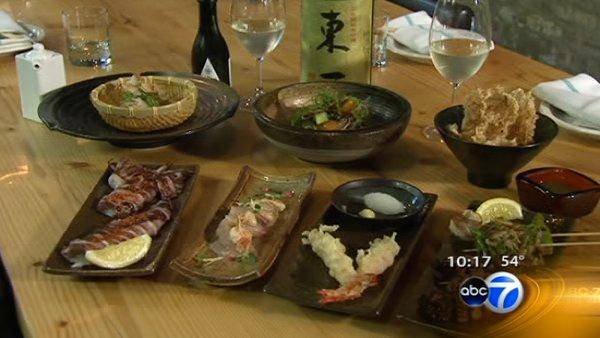 Japanese restaurant offers more cooked food than raw