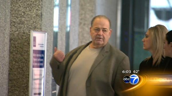 Mob's 'Large Guy' sheds pounds for fed. court