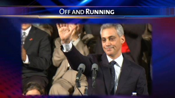 Rahm Emanuel officially running for mayor