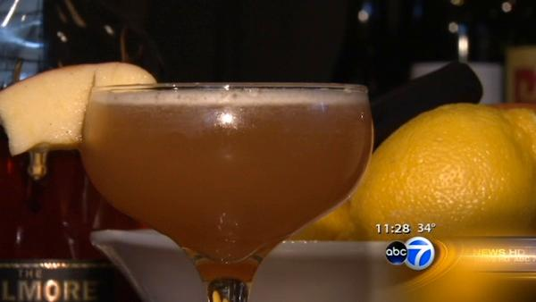 Chicago barkeeps concoct tasty cocktails