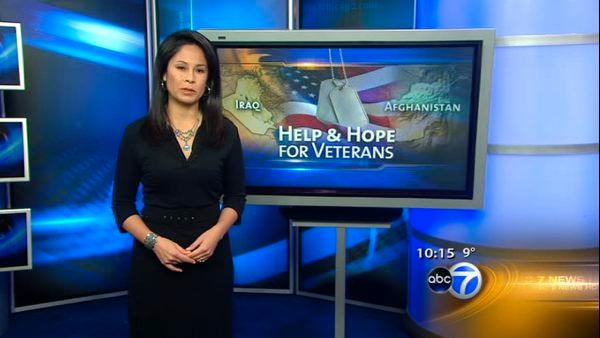 Special Segment: Hope and Help for Veterans