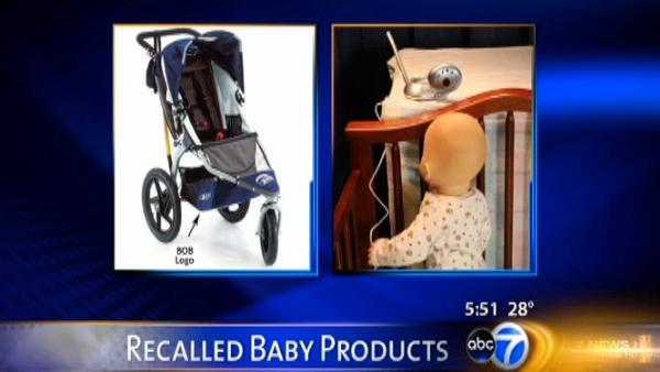 For Your Familly: Recalled Children's Products