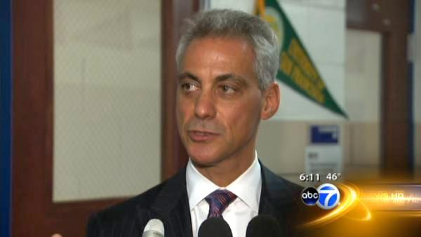 Emanuel wants to lengthen CPS school day
