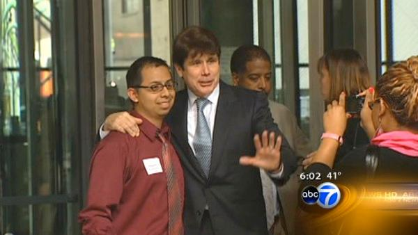 Theatrics gone in Blago's second trial?
