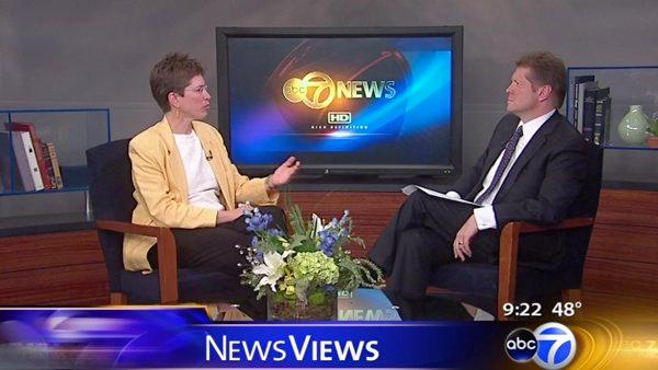 NewsViews: Lt. Gov. Sheila Simon
